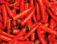 Photo of Chillies